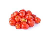 Raisin ou tomates-cerises Images stock