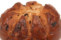 Raisin Rye Bread Royalty Free Stock Photos