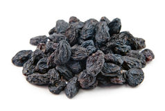 Raisin sec bleu Image stock