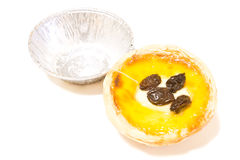 Raisin Tart Stock Images