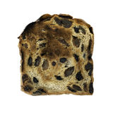 Raisin Toast Royalty Free Stock Images