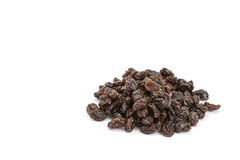 Raisin on a white background Stock Photography