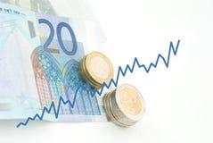 Raising money Stock Photos