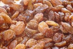Raisins. Close-up of sweet raisins Stock Image