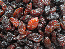 The raisins. Stock Photos