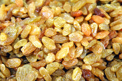 Raisins. At the market royalty free stock photo