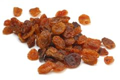 Raisins Stock Photography