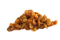 Raisins. Background of sweet and tasty raisins. Abstract food textures stock photography