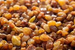 Raisins as background Stock Photos