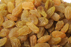 Raisins background Royalty Free Stock Images