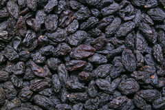 Raisins background, texture Stock Photography
