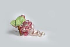 Raisins de verre Photographie stock libre de droits