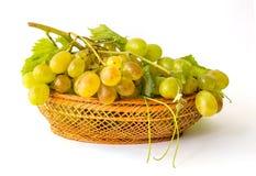 Raisins doux dans la table Photos stock
