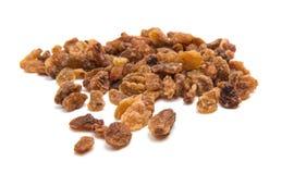Raisins isolados imagem de stock royalty free