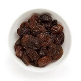 Raisins Isolated Royalty Free Stock Photos