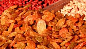 Raisins in Kyiv. Dried fruit market in Kyiv, Ukraine (Kiev Stock Photo