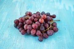 Raisins mûrs rouges Photo libre de droits