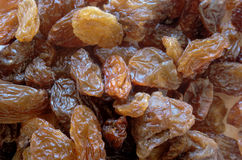 Raisins macro Stock Images