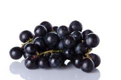 Raisins noirs Image libre de droits