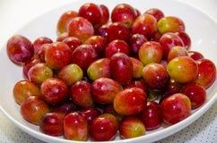 Raisins sans tige Images stock