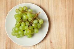 Raisins savoureux Images libres de droits