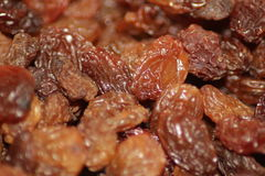 Raisins secs Photos libres de droits
