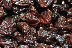 Raisins secs photographie stock libre de droits