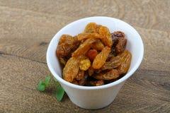 Raisins secs doux Photos stock