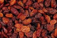 Raisins secs en tant que texture de raisin sec de raisin de fond Photos stock