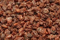 Raisins secs séchés au soleil Photo stock