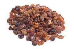 Raisins secs secs Photographie stock libre de droits