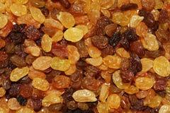 Raisins Texture Background