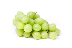Raisins verts Photos libres de droits