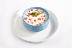 Raita, Indian Food Stock Image