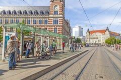 Raiva 1 do shopping em Erfurt Imagens de Stock Royalty Free