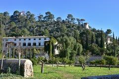 Raixa-garden Majorca Island Stock Photos
