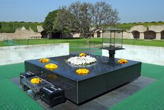 Raj Ghat Royalty Free Stock Photo