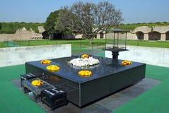 Raj Ghat foto de stock royalty free