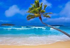 raj na plaży fotografia stock