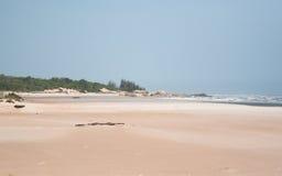 Raj plaża. Długi Hai, Wietnam Obrazy Stock