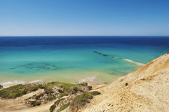 Raj plaża Fotografia Stock