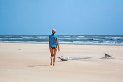 Raj plaża w Wietnam (III) Zdjęcia Royalty Free