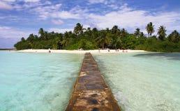 raj tropikalny Obrazy Stock