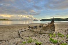Raj wyspa Zdjęcie Royalty Free