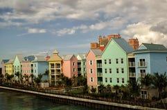 Raj wyspy Nassau plaża Obrazy Stock