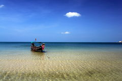 Raj wyspy plaża w Tajlandia Zdjęcie Royalty Free