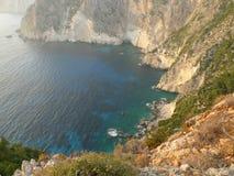 Raj zatoka zdjęcie royalty free