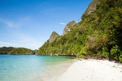 Raja Ampat Island Immagine Stock Libera da Diritti