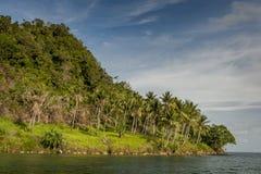 Raja Ampat, Papouasie occidentale, Indonésie Photographie stock libre de droits