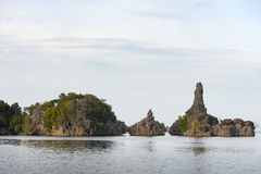 Raja Ampat, Papouasie occidentale, Indonésie Image stock
